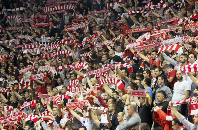 Odličan Potez Partizana Delije Oduševljene Crvena Zvezda